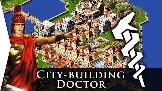City-building Doctor #2 ► Unbreaking Lugdunum [Caesar III]