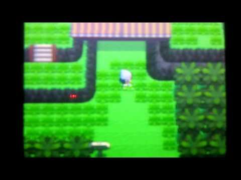 Pokemon Platinum catch Jirachi. (Legendary catch part 1)