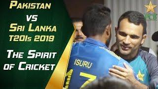 The Spirit of Cricket | PCB