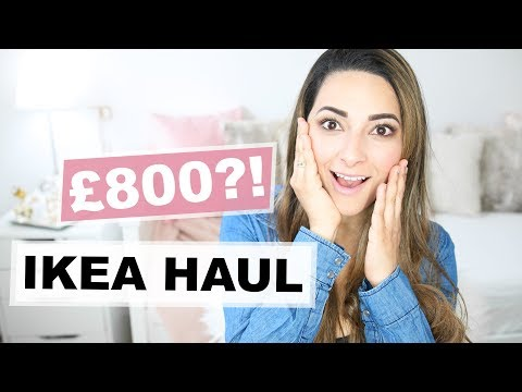 IKEA HAUL APRIL 2018   IKEA HEMNES DAYBED REVIEW   Ysis Lorenna