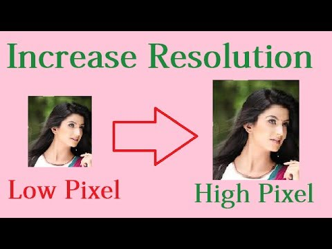[Hindi] Low to High Quality/Resolution/Pixels  Photo/Image in  Microsoft Paint || In 5  Minutes😀😀