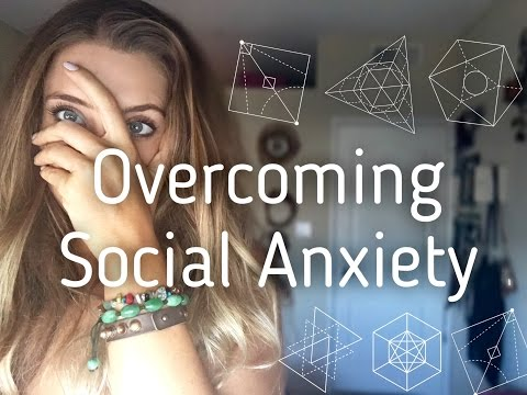 Overcoming Social Anxiety- Heal Your Mind
