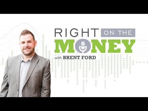 Determining Your Retirement Income with Brent Ford – Right on the Money Show 3/5