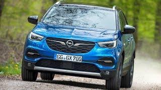 Opel Grandland X (2017) Better than Peugeot 3008?