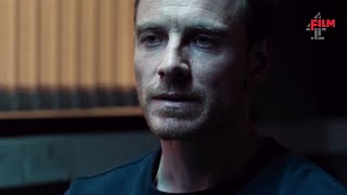 Michael Fassbender Gets Punched | Trespass Against Us Clip