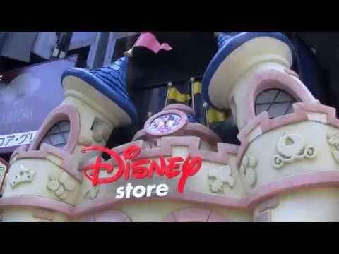 FULL Tokyo Disney Store Tour (Shibuya)