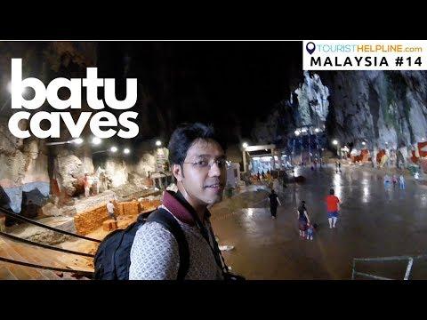 A TRIP TO BATU CAVES : KUALA LUMPUR (How to reach, dress code, entrance fee)