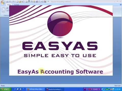 EasyAs Accounting Updates