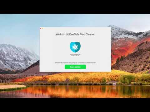OneSafe Mac Cleaner program (uninstall guide).