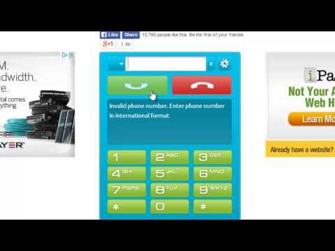 How To Make Free Phone Calls From PC [100% Working]