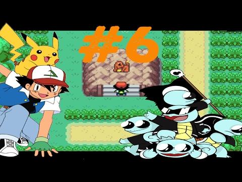 Pokemon Ash Gray Ep 6 Charmander o pokémon Deixado e Esquadrão squirtle