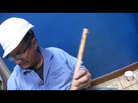 Greg Zanis - The Easy Floor and More - Installing A Bathroom Floor, Toilet Ring, Faucet and more.