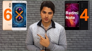 Redmi Note 4 vs Honor 6X (Opinions Only) [Hindi-हिन्दी]