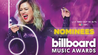 Billboard Music Awards 2020 | Nominees