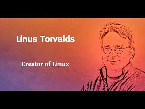 Linus Torvalds Birthday Video Greeting , the Creator of Linux kernel |Inviter.com