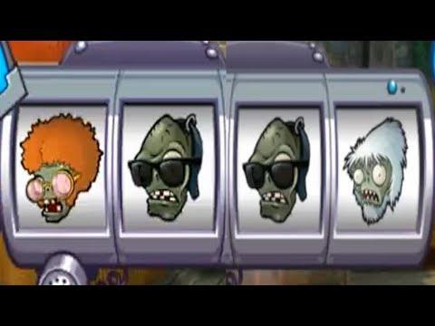 Plants vs Zombies Garden Warfare - All Zomboss Wave - Gargantuar, Disco Zombie, Yeti