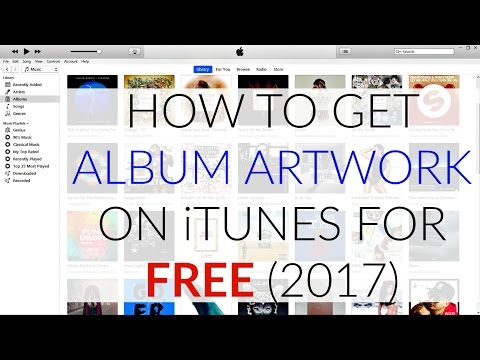 How To Get Album Artwork on iTunes For Any Music & Add Album Artwork to Non iTunes Purchased Songs