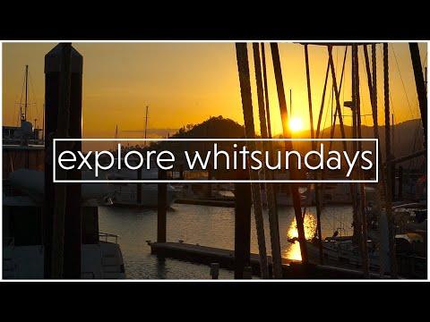 TRAVEL WHITSUNDAY ISLANDS - AUSTRALIA