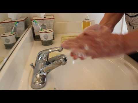Daisy G's Soap Lather Demo
