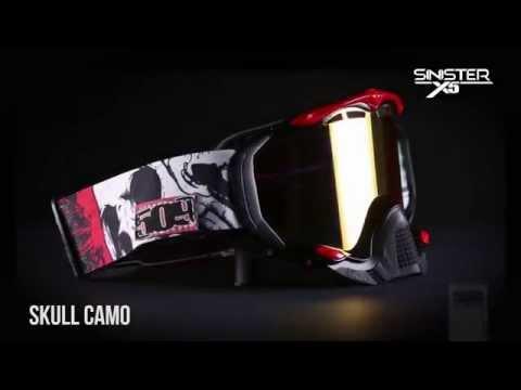 Sinister X5 Skull Camo