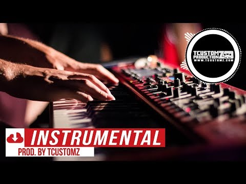 Determined Piano Synth Hip Hop Instrumental 2018