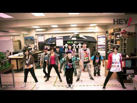 Dance Tour Around NTU