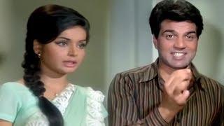 Raakhee & Dharmendra