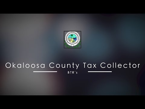 How to Apply for a Business Tax Receipt Online!