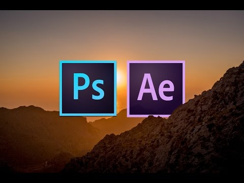 After Effects & Photoshop Tutorial | 2D to 3D (Parallax) Effect