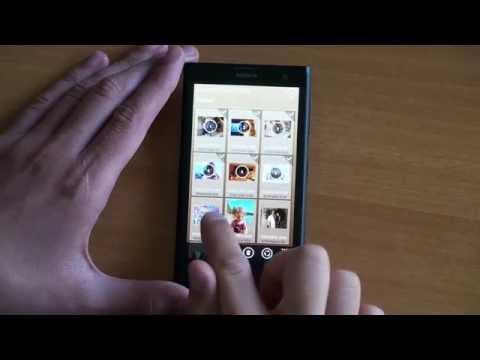Export photos as PDF on Windows Phone