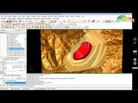 Surpac Pit Design Tutorial  05
