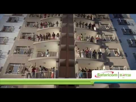 Lipa Na M-PESA and Shinda A Home