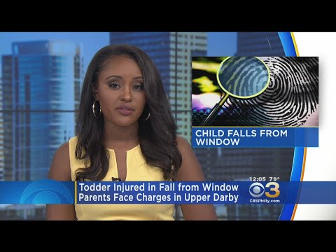 Upper Darby Police: Parents Arrested After 3-Year-Old Boy Falls From Second Floor Window