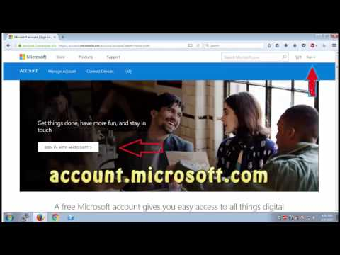 How to Reset xbox live Account Password