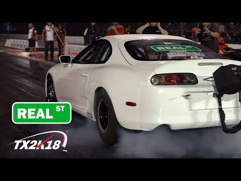 Real Street Takes the Win at TX2K18