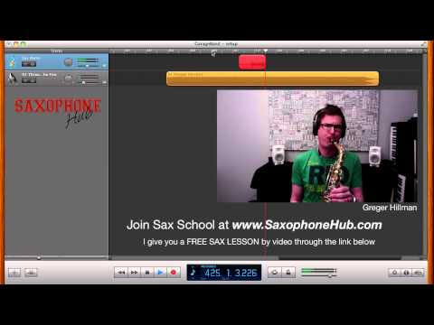 How to Play Smooth Jazz on Alto Sax: Through the fire