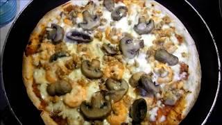 Pizza Super Super Economica Sin Horno
