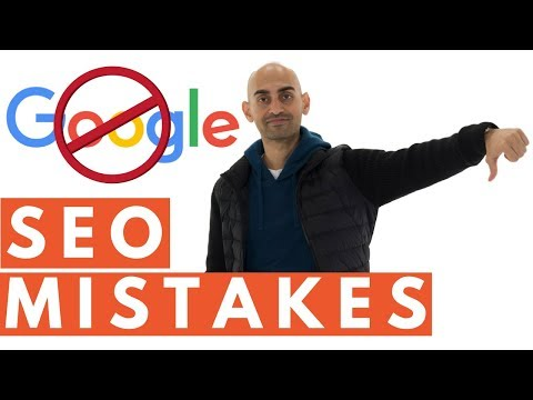 SEO Mistakes to Avoid | 3 Black Hat Techniques That WILL Get You Banned from Google