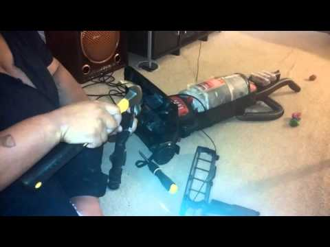 Bissell vacuum cleaner brush repair.