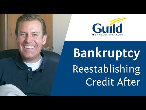 How Do I Reestablish Credit After Bankruptcy | (385) 800-1190