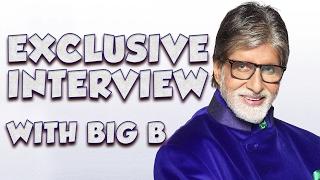 Amitabh Bachchan Exclusive Interview with Karan Johar