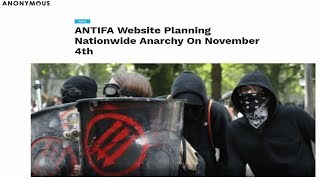 Nationwide Protest Planned for Novermber 4th by RefuseFascism.org