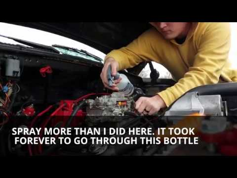 How To Clean Your Engine With Water! (Water Decarbonization)