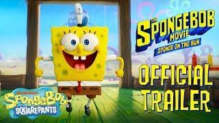 Official SpongeBob Movie Trailer! | Sponge On The Run 🐌 - May 2020