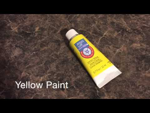 How to Make Orange Using Primary Colors