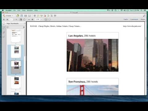how to delete pages in adobe acrobat