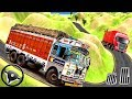 Download Video Download Indian Truck Driver Cargo Duty - Offroad Truck Driving - Android GamePlay 3GP MP4 FLV