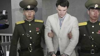 Otto Warmbier dies just days after release from North Korea imprisonment