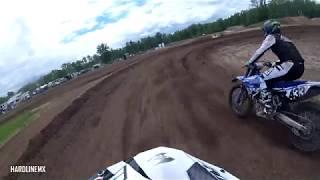 "Hmx Gopro | Casey Hultgren - Mora D23 ( 25 ""a"" - Moto 1) || Hardlinemx"