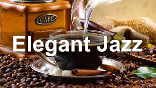 Elegant Coffee Time Jazz - Smooth Jazz Coffee House Background Music to Relax